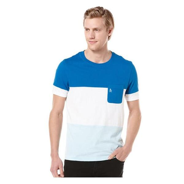 Original Penguin Men's Color Block Tee Shirt