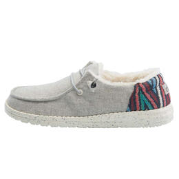 Hey Dude Women's Wendy Funk Wool Casual Shoes