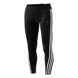 Adidas Women's D2M 3 Stripe Leggings