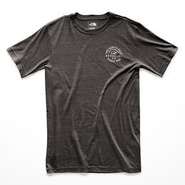 The North Face Men's Tri-blend Edge To Edge Bear Short Sleeve T-shirt