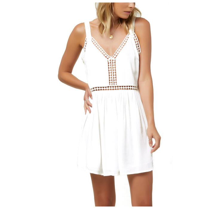 O'neill Women's Mariah Wovn Tank Dress