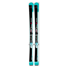 Rossignol Women's Famous 2 All Mountain Skis W/ Xpress 10 Bindings '19