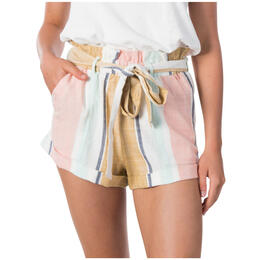Rip Curl Women's Sunsetters Stripe Shorts