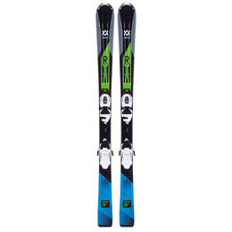 Volkl Boy's RTM Skis 7.0 vMotion Jr Bindings '18