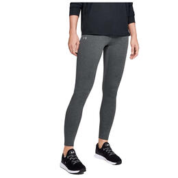 Under Armour Women's Hi-Rise ColdGear Heather Leggings