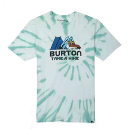 Burton Men's Spiral Dye Short Sleeve T Shirt