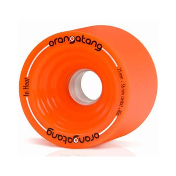 Orangatang In Heat 80a Longboard Wheels