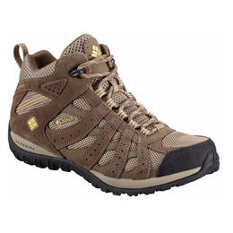 Columbia Women's Redmond Mid Waterproof Hiking Shoes