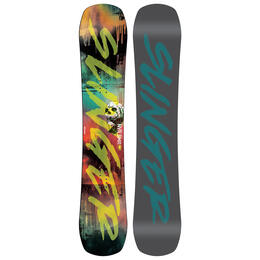 Never Summer Men's Funslinger Snowboard '20