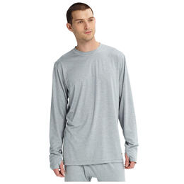 Burton Men's Midweight Base Layer Crew Top