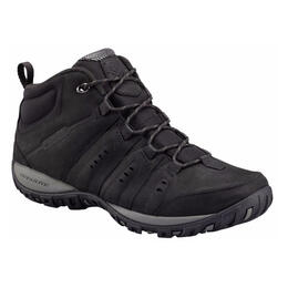 Columbia Men's Peakfreak Chukka Waterproof Omni-heat Hiking Boots