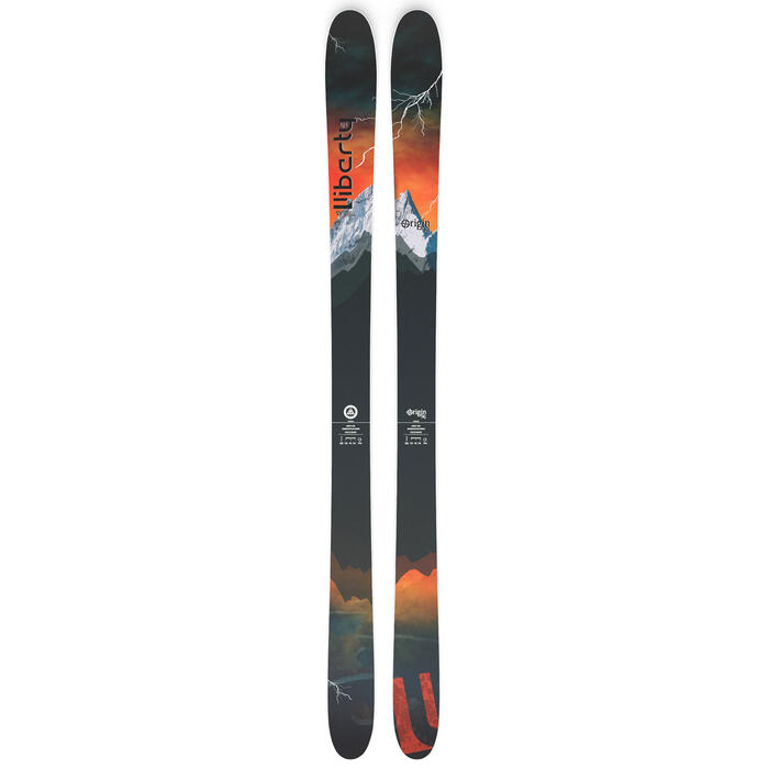 Liberty Skis Men's Origin 96 Skis '21