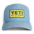 Yeti Men's Deep Fit Foam Patch Trucker Hat
