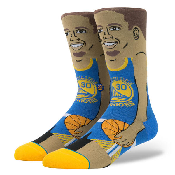 Stance Men's S. Curry Socks