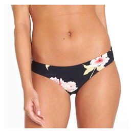 Billabong Women's Floral Dawn Lowrider Bikini Bottoms