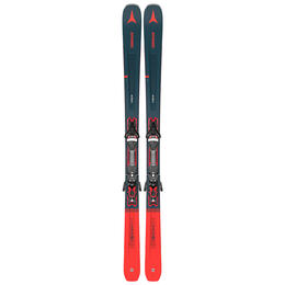 Atomic Men's Vantage 79 Ti Skis with F 12 GW Bindings '21