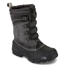The North Face Youth Alpenglow IV Apres Boots Black