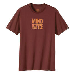 Prana Men's Mind/Matter Short Sleeve T Shirt