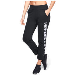 Under Armour Women's Rival Fleece Pants