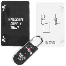 Herschel Supply TSA Card Lock