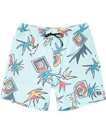 Billabong Men's Sundays Layback Swim Shorts