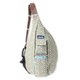 Kavu Women's Rope Bag Backpack Mini Specks