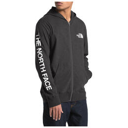The North Face Men's Boxed Out Injected Full Zip Hoodie