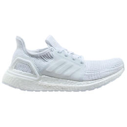 Adidas Women's Ultraboost Running Shoes 19 White