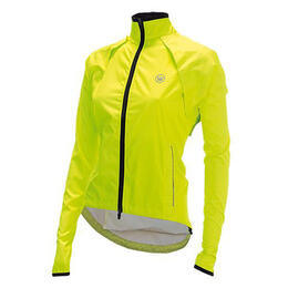 Canari Women's Optima Cycling Jacket Yellow