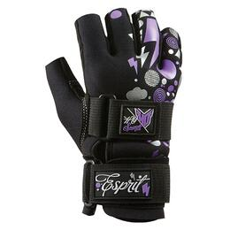 HO Sports Women's Esprit 3/4 Water Ski Gloves