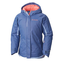 Columbia Girl's Alpine Action Ski Jacket