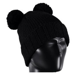 3b58ec7ed0e21 Spyder Girl s Pom Pom Hat