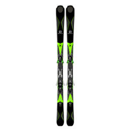 Salomon Men's X Drive 8.0FS All Mountain Skis With XT12 Bindings '17