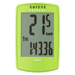 Cateye Padrone (with Stopwatch) CC-PA100W Cycling Computer