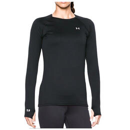 Under Armour Women's Base 2 Long Sleeve Crew Top