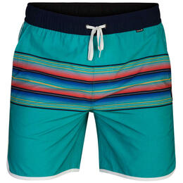 Hurley Men's Phantom Baja Malibu Volley Boardshorts
