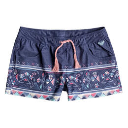 Roxy Girl's Little Pretty Boardshorts