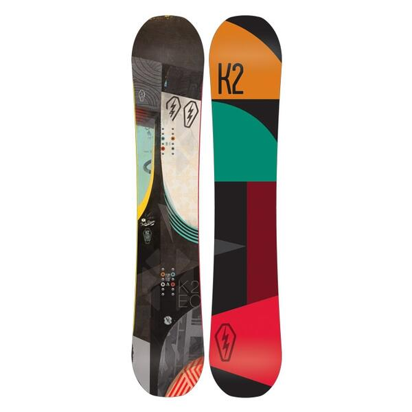 K2 Men's Turbo Dream Wide Snowboard '15