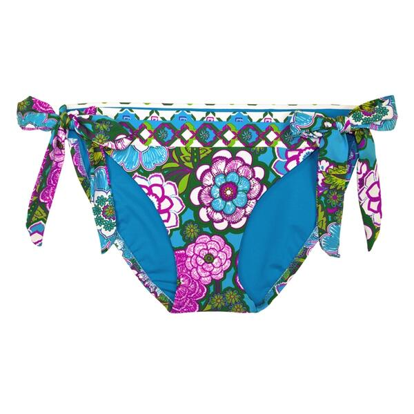 Becca Women's Sweet Indulgence Tie Side Bikini Bottoms