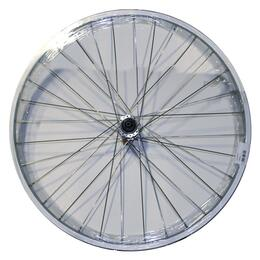 Wheel Master 26x1.5 Silver Alloy MTB Wheel w/ Altus 8sp Hub