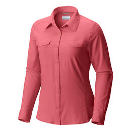 Columbia Women's Silver Ridge Lite Long Sleeve Top