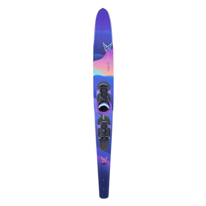 Ho Sports Women's Freeride Slalom Water Ski W/ Freemax 4-8