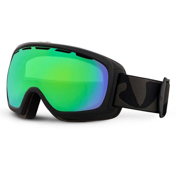 Giro Basis Goggles with Loden Green Lens