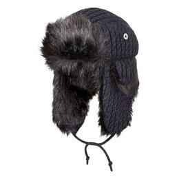 Screamer Women's Violet Trapper Hat
