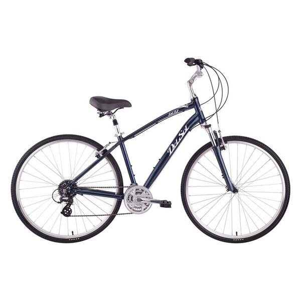 Del Sol Men's LXi 7.2 Luxury Cruiser Bike '14