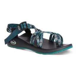 Chaco Women's ZX/2 Classic Casual Sandals Angular Teal