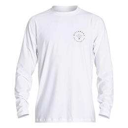 Billabong Men's Rotor II Long Sleeve Rashguard