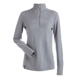 Nils Women's Fallon 1/4 Zip T-Neck