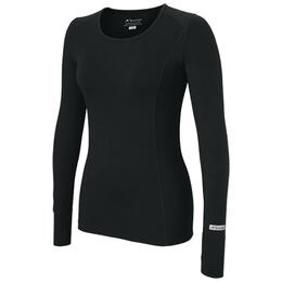 Terramar Women's Cloud Nine 2.0 Baselayer Scoop Neck Top