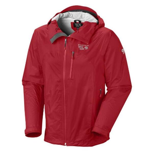 Mountain Hardwear Men's Stretch Capacitor Rain Jacket